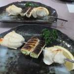 魚料理 克政 - 【オプション】 焼きふぐ