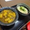 うどん食堂 ふじやま - 料理写真:カレーつけ麺(豚バラ)760円