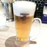 せい家 - 生ビール