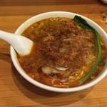 我流担々麺 竹子 - パイコウタンタン麺