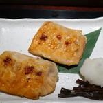 47983739 - 限定20食 平日特別                       日替わりスペシャルプレート 1030円  鮭のハラス!