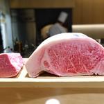 銀座 ひらやま - 料理写真:お肉♡