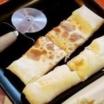 新 オッと屋 - チーズ焼き