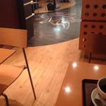 エスプレッソ・アメリカーノ - 店内①