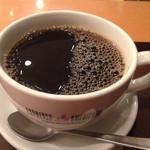 エスプレッソ・アメリカーノ - 本日のコーヒー トールサイズ@370円