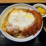 Tonkatsuginzabairin - 銀座梅林のカツ丼(780円)