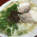 宝龍 - ワンタン麺 大盛り