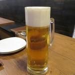 メラコ - 生ビール