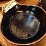 九州 熱中屋 - 餃子のタレ