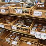 見山の郷 - 手作りのお惣菜や和菓子も美味しいです