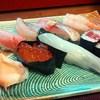 木乃間鮨総本店 - 料理写真:上松寿司(握り) 2100円(税別)