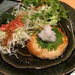 楽宴乃間 純家 -すみか- - H28.02.28 豆腐ハンバーグ