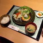 楽宴乃間 純家 -すみか- - H28.02.28 豆腐ハンバーグランチ