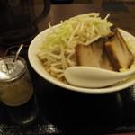 47996013 - てっぺんラーメン(並)(750円)