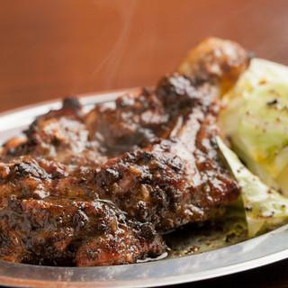 話題の低糖質お肉料理も♪旨いお肉は火入れが違う♪