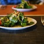 クアットロ・スタジオーニ - 料理写真:サラダ