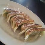 辛麺屋 桝元 - 餃子\350