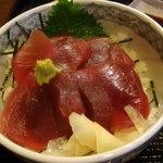 海鮮食堂 満天 - マグロ丼