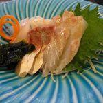 新日本料理 越後家 - 刺身
