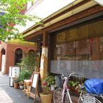 新日本料理 越後家 - 「新日本料理 越後家」の看板