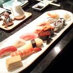 魚浜 - 特上寿司