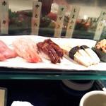 魚浜 - 寿司