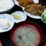 ポンポコ - 定食