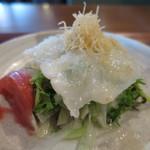 カエデナ - 鎌倉野菜と旬の魚のカルパッチョサラダアップ