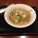 昭和亭食堂 - ちゃらんぽらん 750円