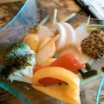 48002067 - ①湘南地野菜の自家製ピクルス
