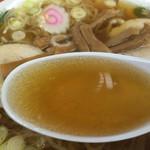 48004644 - スープ、醤油立ってます(*^_^*)