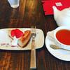 ミカグランドカフェ - 料理写真:酒かすといちごのチーズケーキ