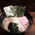 48005058 - 煮干し醤油(大盛り)