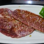 焼肉鴻漸 - 料理写真:特選カルビ 1250円+税
