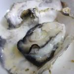 カキ小屋フィーバー - 牡蠣 ガンガン鉄板焼き。