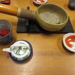 48007968 - 蕎麦がき(粗引き)