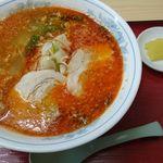 一心亭 石水 - 担々麺