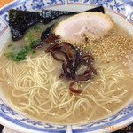 松 - 博多ラーメン醤油ダレ