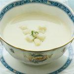 ハーバー ビレッジ - 季節野菜のポタージュスープ