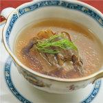 ハーバー ビレッジ - 柔らかく煮込んだ和牛テールのコンソメスープ