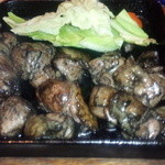 黒木屋 - 地頭鶏もも炭火焼き 1,199円