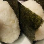 黒木屋 - おにぎり(鮭と明太子) 194円