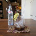 腰越食堂 - 黒糖と生姜でつくったジンジャーエール