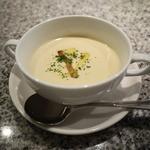 鉄板ダイニング 誉 - 本日のスープ