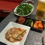 鶴松焼肉店 -