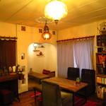 Handmade cafe USAGIUMA -