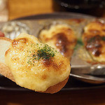 げんげ畑 - 牡蠣のオーブン焼き