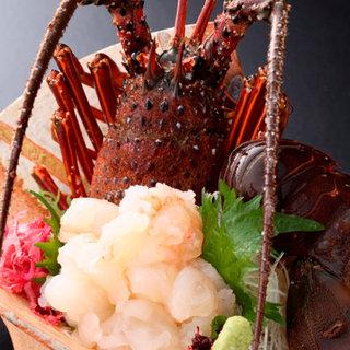 伊勢海老や蛤など新鮮海鮮!伊勢直送の本場の味を楽しむ◎
