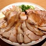 新福菜館 - 付け出し肉