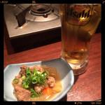 こすぎ畑 - 生ビール&お通し